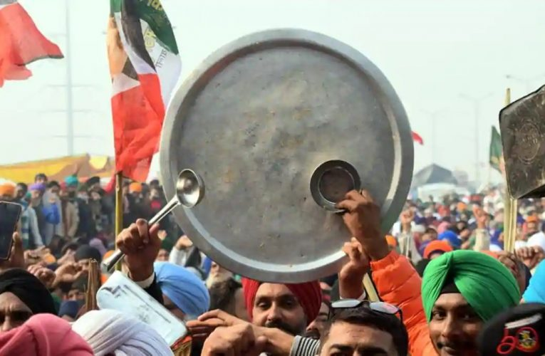 Farmers Protest Live: सरकार की पेशानी पर चिंता की लकीरें और किसान आंदोलन का मौजूदा हाल