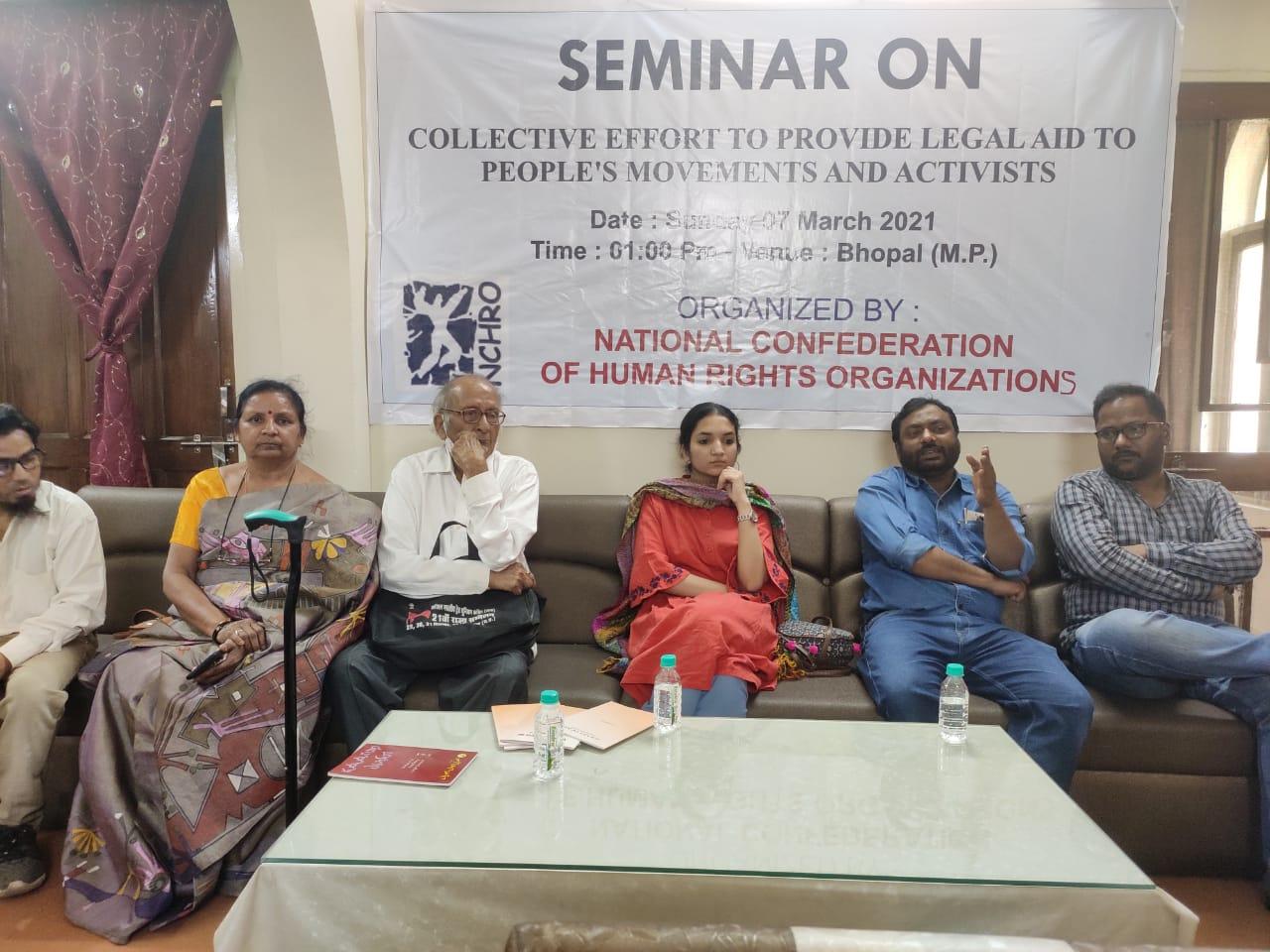 NCHRO Seminar