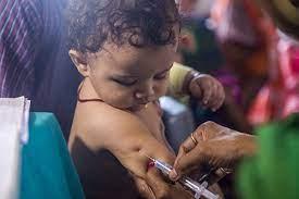 कोरोना वैक्सीन के डर से बच्चों का टीकाकरण भी हुआ प्रभावित