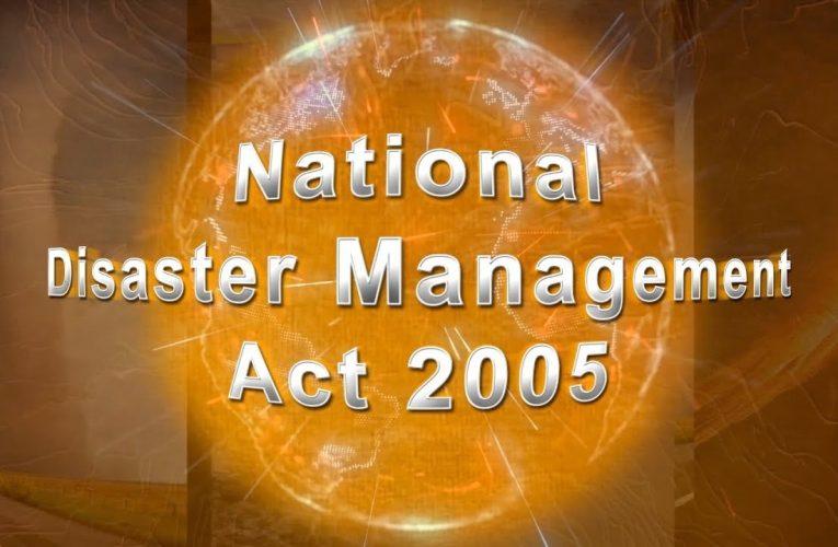 Disaster Management Act: आपदा प्रबंधन अधिनियम के बारे में जानें जरूरी बातें